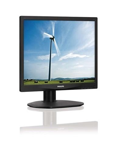 Philips 17 17S4LSB-00 1280x1024 Vga DVI 5ms Siyah Siyah
